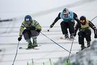 Skicross schon bald olympisch? - ©FIS