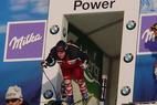 Isolde Kostner gleitet zum Super-G Sieg in der Lenzerheide - ©XNX GmbH