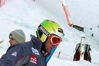 Herren-Training in St. Moritz: Eberharter vor Strobl und Dalcin - ©XNX GmbH