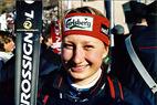 WM 2003 in St. Moritz: Portrait Tanja Poutiainen (FIN) - ©G. Löffelholz / XnX GmbH