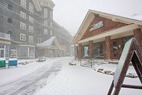 Hurricane Sandy Super Storm Hits Mid-Atlantic Ski Areas - ©Snowshoe Mountain Resort