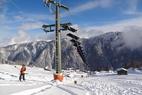 Umweltfreundlich in den Skiurlaub: Mit welchen Ideen Wintersportgebiete sich selbst erhalten - ©http://www.solarskilift.ch