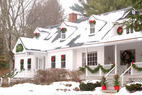 Top Lodging: Buttonwood Inn, North Conway