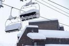 Schneebericht: Weitere Schneefälle und Zugspitze öffnet erste Skilifte - ©C.Cattin/OTVal Thorens