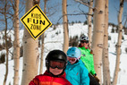 Take Beginners to Wyoming Resorts to Learn to Ski or Snowboard