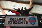 College Week at Hunter Gets Students on the Slopes for $35  