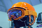 Matching helmets and goggles were a trend at the ISPO 2013 - ©Skiinfo