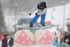 Hit The Slopes For Bumps And Boobs at Taos Ski Valley, Feb. 23