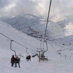 Skifahren in Hermon, Golan, Israel - ©http://www.hermon.com/mt_hermon/