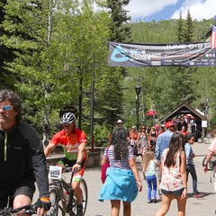 It was a busy weekend at the 2013 GoPro Mountain Games - ©Tim Shisler