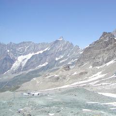 Valle d'Aosta – Colle del Teodulo - ©A. Corbo