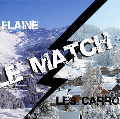 Le Grand Massif : Flaine vs Les Carroz