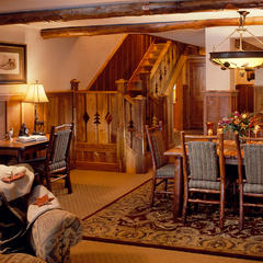 Whiteface Lodge suite