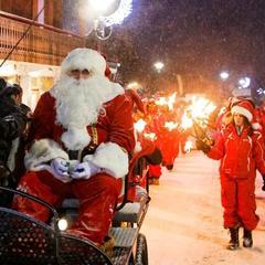 Top 10 des stations de ski où passer Noël - ©Nicolas HEU / OT Les Gets