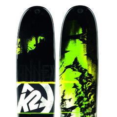 skis K2 Annex 108 - ©K2 Sports