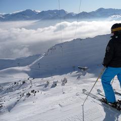 Videmanette slopes, Gstaad
