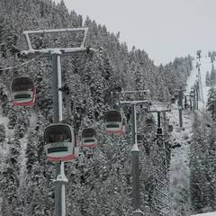 Aspen Mountain gondolas
