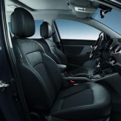 Kia Sportage 4x4 Rebel - interni - ©Kia Motors Company Italy