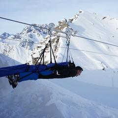 Activitées insolites dans les Hautes-Alpes - ©CDT-X.-SC-BM