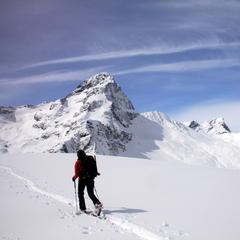 Skitour Piz Platta