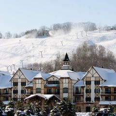 Mountain Grand Lodge and Spa