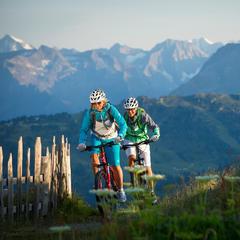 Biken in het Zillertal - ©Zillertal Tourismus/Daniel Geiger