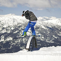 Blackcomb Mountain - ©Chad Chomlack/Tourism Whistler