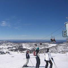 Perisher is the largest ski resort in the Southern Hemisphere