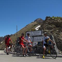 Col du Galibier en vélo - ©Alexandre Gros