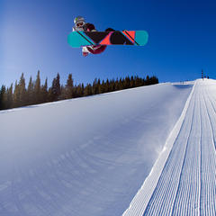 Breckenridge 22 ft. superpipe