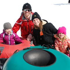 7 Reasons Ski Brule is the Midwest's Best for Families - ©Ski Brule