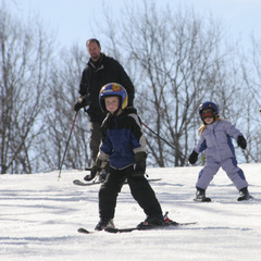 Shawnee Mountain, PA family skiing