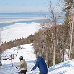 Homestead, MI 2008 Ski Photo