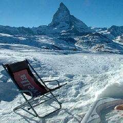 Hot tub at Zermatt's Iglu Village, Switzerland - ©Iglu-dorf