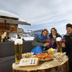Apres ski Val di Fassa - ©APT Val di Fassa - R. Brunel