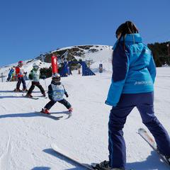 ski enfant Andorre - ©Andorra Tourism