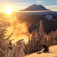 Crystal Mountain - ©Ingrid Backstrom