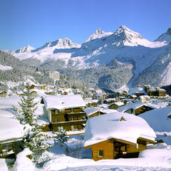 Skigebiet Arosa - ©Alpine Pearls