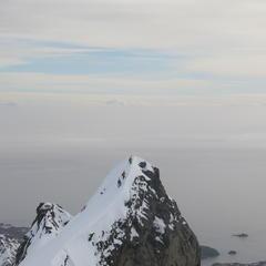 Småtindan - 662 moh - Lofoten - ©Torkel Karoliussen