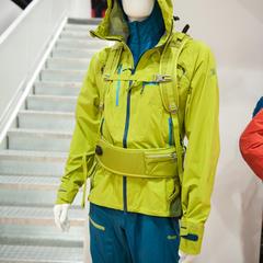 Bergans Myrkdalan Jacket and Hafslo pant - ©Ashleigh Miller Photography
