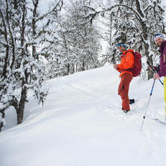 Topptur i Sogndal. Svartholten og Togga! - ©Eirik Aspaas