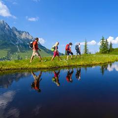 Wandertipp der Woche: Der Königsweg am Hochkönig - ©Hochkönig Tourismus GmbH