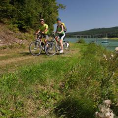 E-Biken im Bayerischen Wald - ©Stefan Gruber