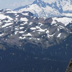 Whistler views, BC
