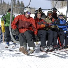 Steamboat Sunshine chairlift