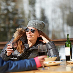 Beaver Creek wine break - ©Vail Resorts Photography