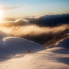 Sommerskigebiete: Coronet Peak, Neuseeland - ©Coronet Peak