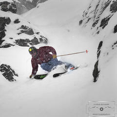 What Skiing in Portillo, Chile Looks Like Right Now - ©Chris Scharf Photography
