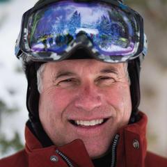 Ski Tester: Steve Bills - ©Liam Doran
