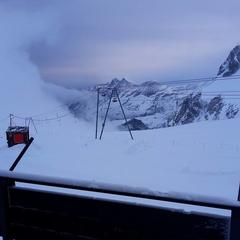Cervinia - ©Rifugio Guide del Cervino - Facebook